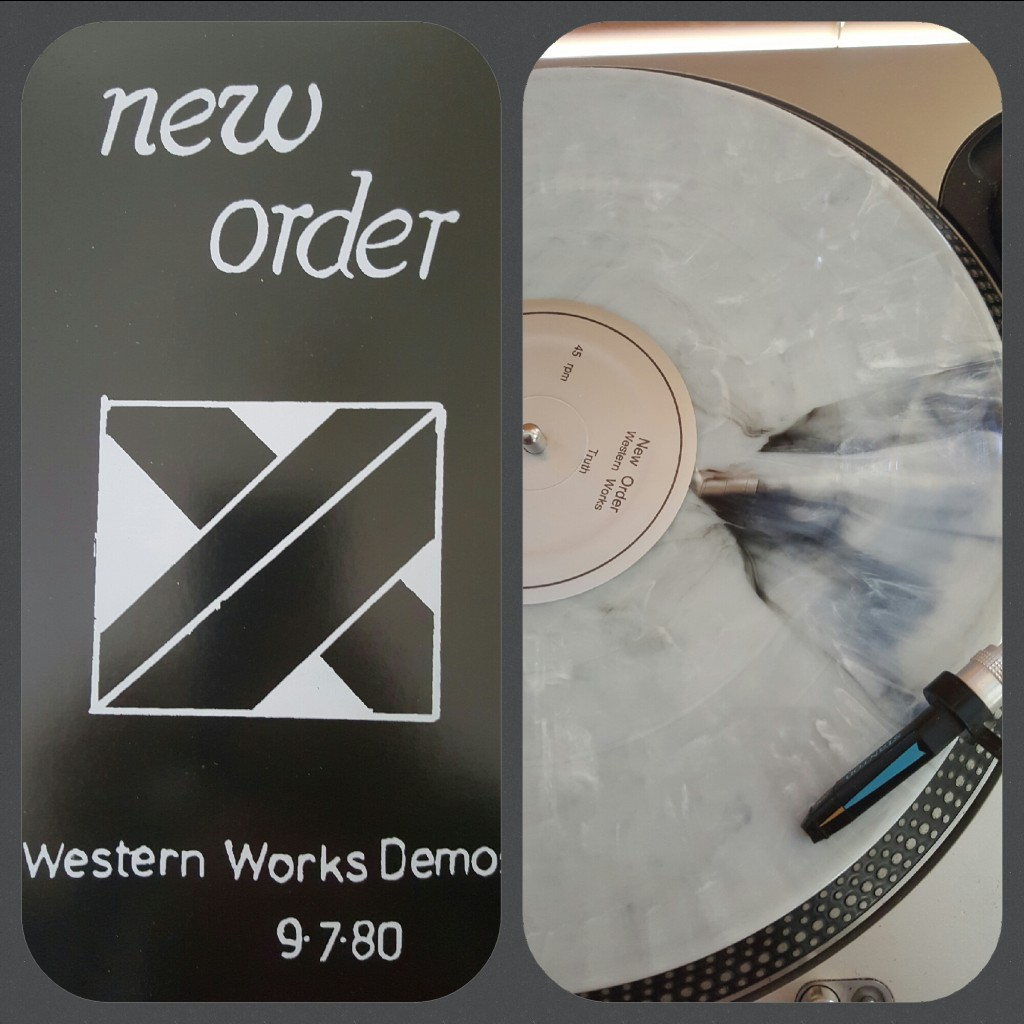 New Order - Western Works Demos